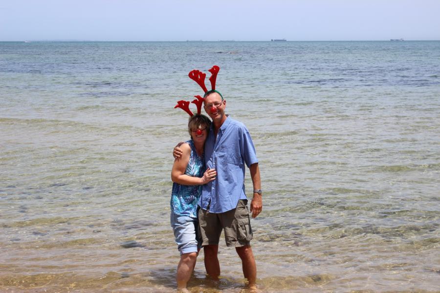 Weihnachtsgrüße und alles Gute im Neuen Jahr | Let\'s go down under